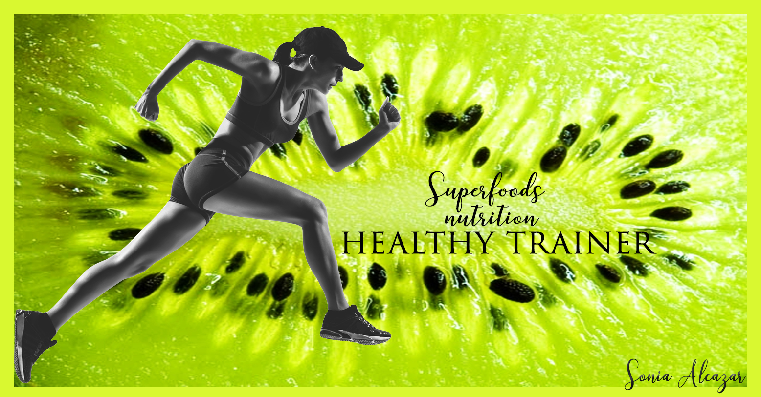 superfoods nutrition healthy trainer